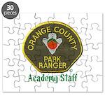 Orange County Ranger Academy Staff Puzzle