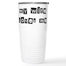 Cute The honeymooners Travel Mug