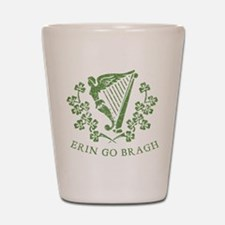 Erin Go Braugh Shot Glass