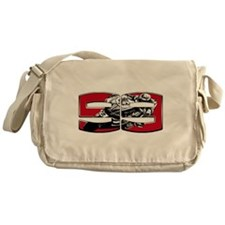 JL99bikeinset Messenger Bag