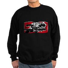 JL99bikeinset Sweatshirt