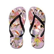 Flamingo College Flip Flops