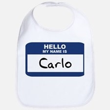 Hello: Carlo Bib