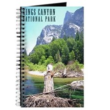 Kings Canyon National Park Tall Journal