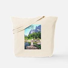 Kings Canyon National Park Tall Tote Bag