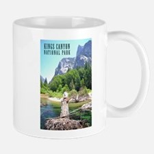 Kings Canyon National Park Tall Mug
