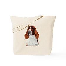 Irish Red & White Setter Tote Bag