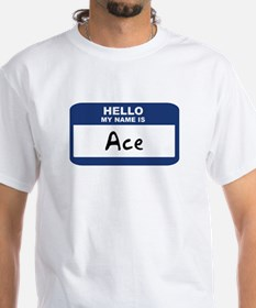 Hello: Ace Shirt