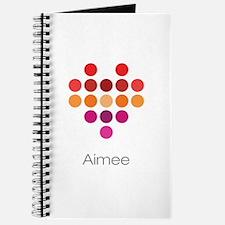 I Heart Aimee Journal