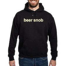 Cute Beer snob Hoodie
