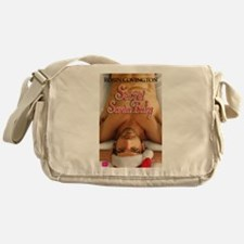 Secret Santa Baby Messenger Bag