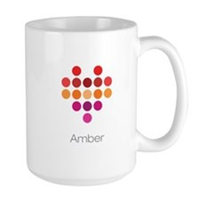 I Heart Amber Mug