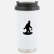 Easter Squatchin Travel Mug