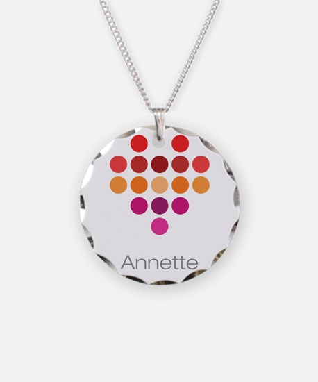 I Heart Annette Necklace