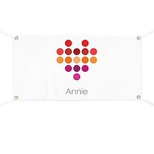 I Heart Annie Banner