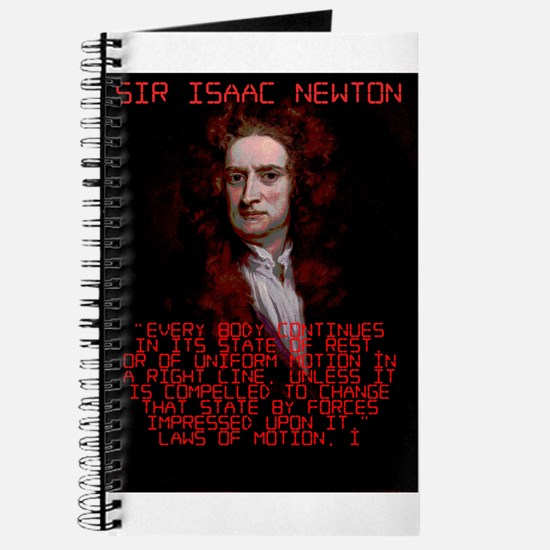 Laws of Motion 1 - Isaac Newton Journal
