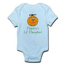 Peperes Little Pumpkin Body Suit