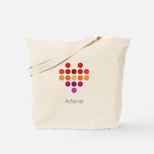 I Heart Arlene Tote Bag