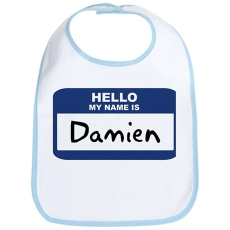 Hello: Damien Bib