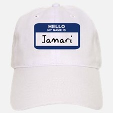 Hello: Jamari Baseball Baseball Cap