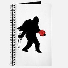 Valentine Sasquatch Journal