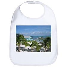 Beautiful Belize beach Bib