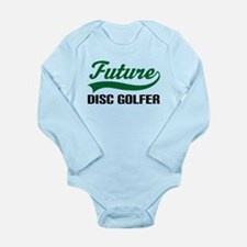 Future Disc Golfer Long Sleeve Infant Bodysuit