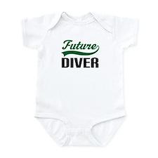 Future Diver Onesie