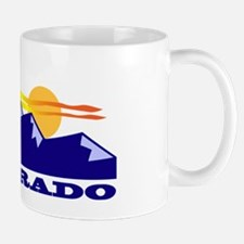 Colorado Rocky Mountains Mug