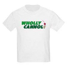 Wholly Cannoli T-Shirt