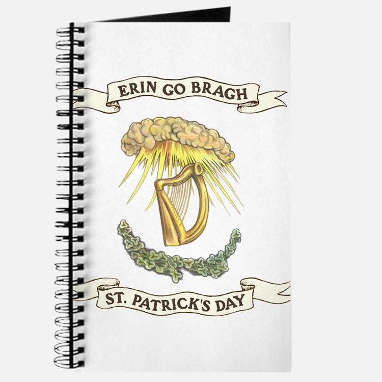 Erin Go Bragh Sunrays on Harp Journal