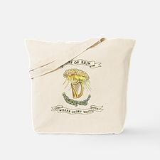 Sons of Erin Sun Rays Harp Tote Bag