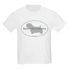 Sealyham Terrier Kids T-Shirt