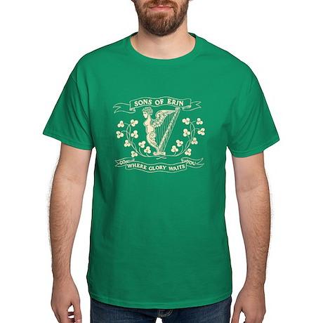 Sons of Erin Glory Waits T-Shirt