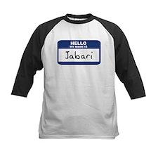 Hello: Jabari Tee