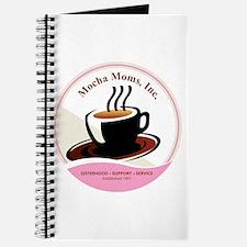 Cute Mocha Journal