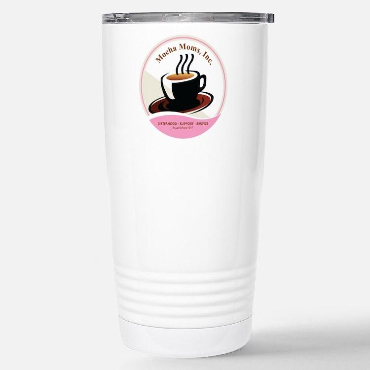 Cute Mocha Travel Mug