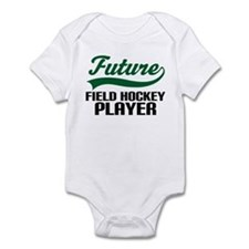 Future Field Hockey Player Infant Bodysuit