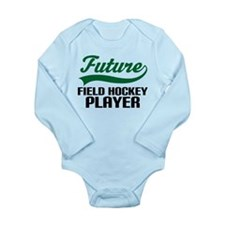 Future Field Hockey Player Long Sleeve Infant Body