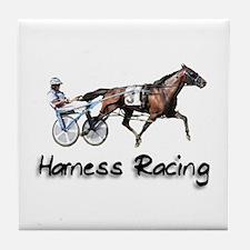 Unique Horse sports Tile Coaster