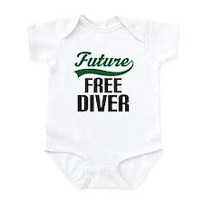 Future Free Diver Infant Bodysuit