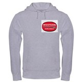 Western airlines Hooded Sweatshirt