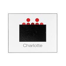 I Heart Charlotte Picture Frame