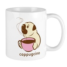 Unique Dog pug Mug
