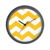 Chevron Wall Clocks