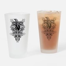 Fall of the Order Drinking Glass