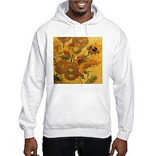 Sunflowers by Van Gogh Hoodie