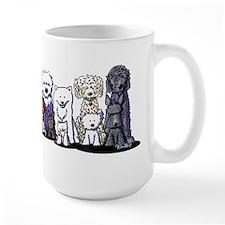 Usual Suspects Coffee Mug