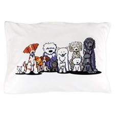 Usual Suspects Pillow Case