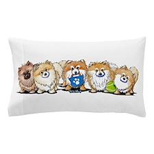 Pom Parade Pillow Case